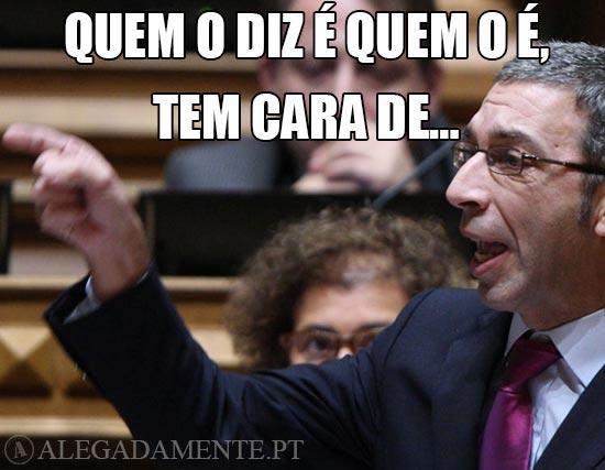 Execução Parlamentar: Pacheco Pereira - quem o diz é quem o é, tem cara de…