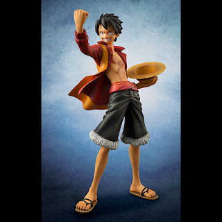 Monkey D. Luffy - P.O.P Edition-Z
