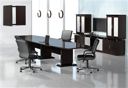Mayline Sterling Boardroom Table