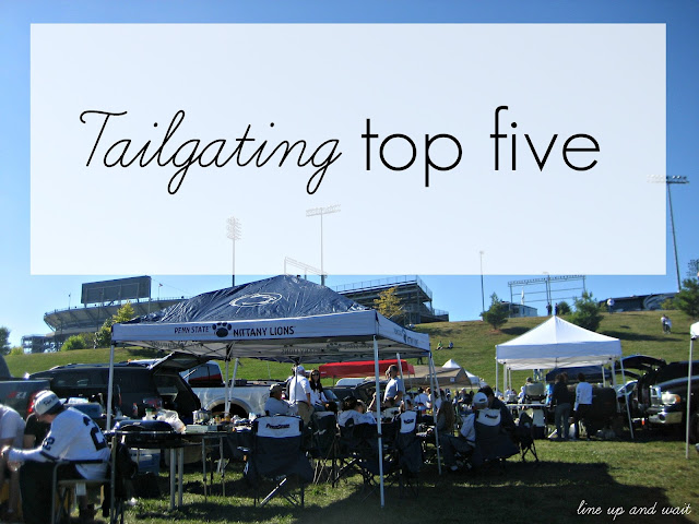 Tailgate - Football - Penn State - College - Blog