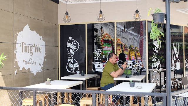 Kedai kopi coffeeshop Tingwe Review Bakoel Ussy