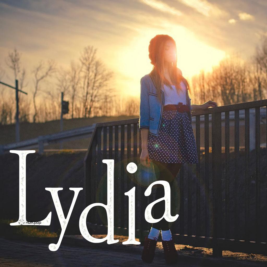 [Single] Lydia – 사랑은 어려워