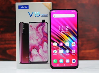 Harga Hp Vivo V15 dan Spesifikasi