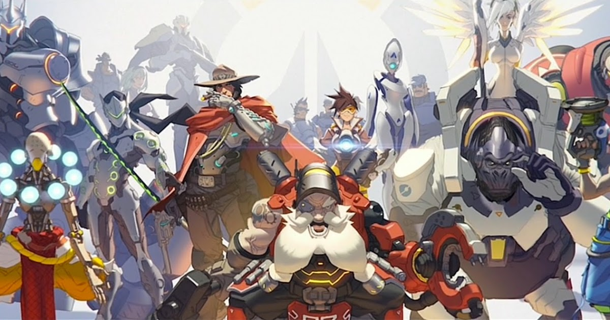 Joe Iz Gaming Blog Overwatch Beta Patch Notes March 22