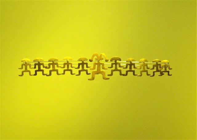 コロンビア黄金文明の社会の捉え方