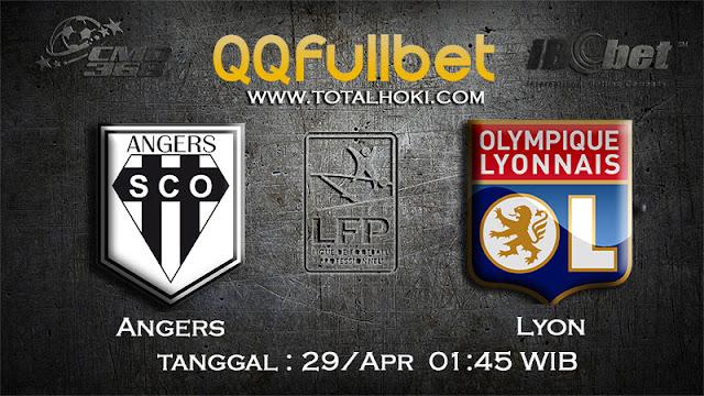 PREDIKSIBOLA - PREDIKSI TARUHAN ANGERS VS LYON 29 APRIL 2017 (LIGUE 1)