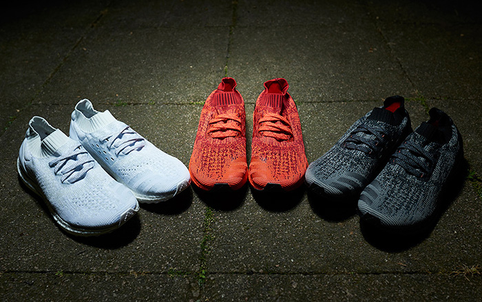 Adidas Ultra Boost Uncaged Triple Color Pack