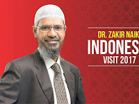 Dr Zakir Naik Bocorkan Rahasia Kenapa Selalu Menang Debat Lawan Pendeta