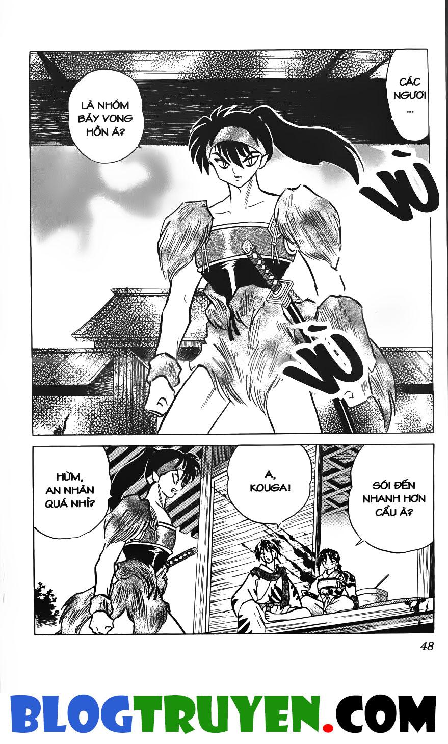 Inuyasha vol 26.3 trang 8