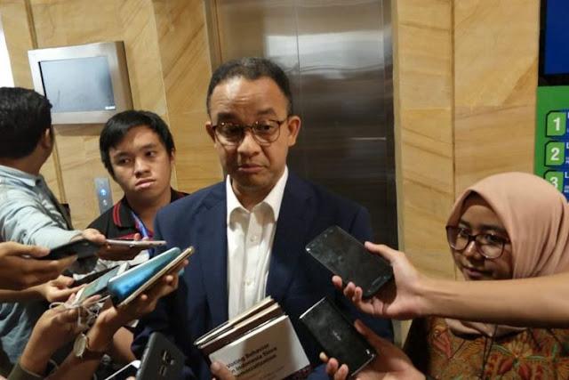 Tak Mau Disudutkan, Ditanya Soal Ini, Anies Baswedan Minta Dibandingkan Dengan Kepemimpinan di Jakarta di Era Jokowi, Ahok, dan Djarot
