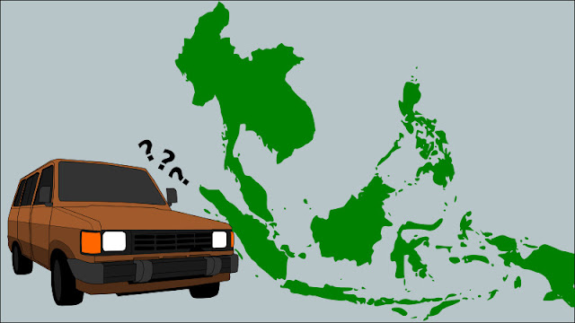 mobil asia tenggara