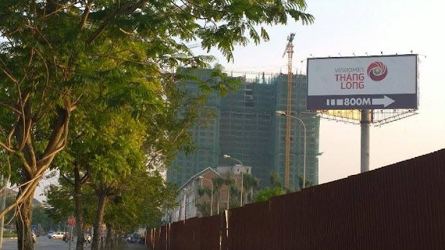 Gemek Premium gần ngay cạnh khu biệt thự hạng sang Vinhomes Thăng Long
