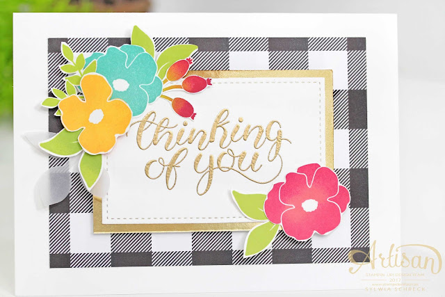 Count My Blessings-Stampin up