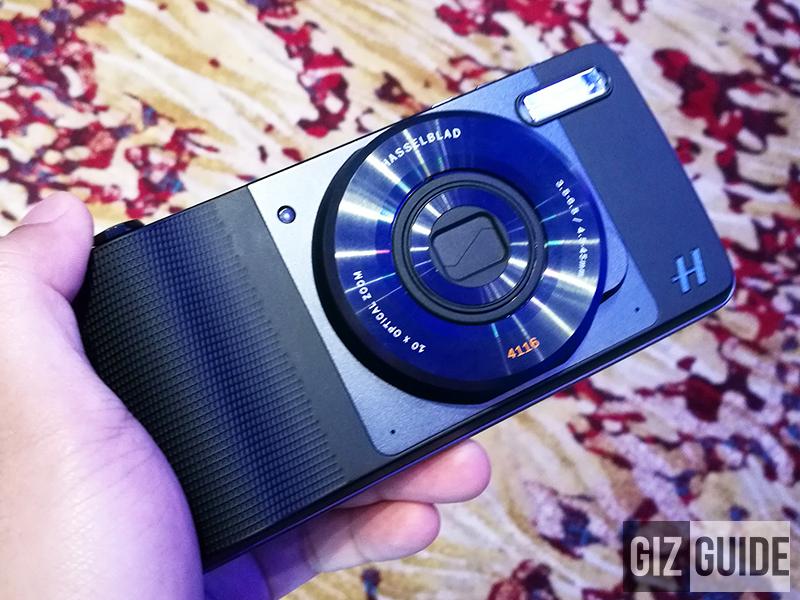 Motorola Moto Z w/ Hasselblad mod