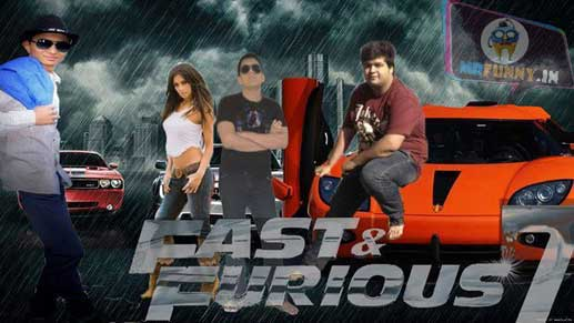 Fast & Furious -7 feeling is scheduled to be released in Bhojpuri