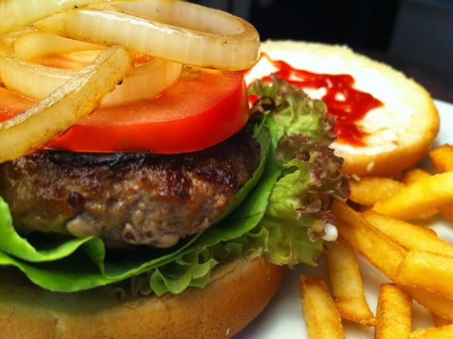 Modus operandi Burger beef