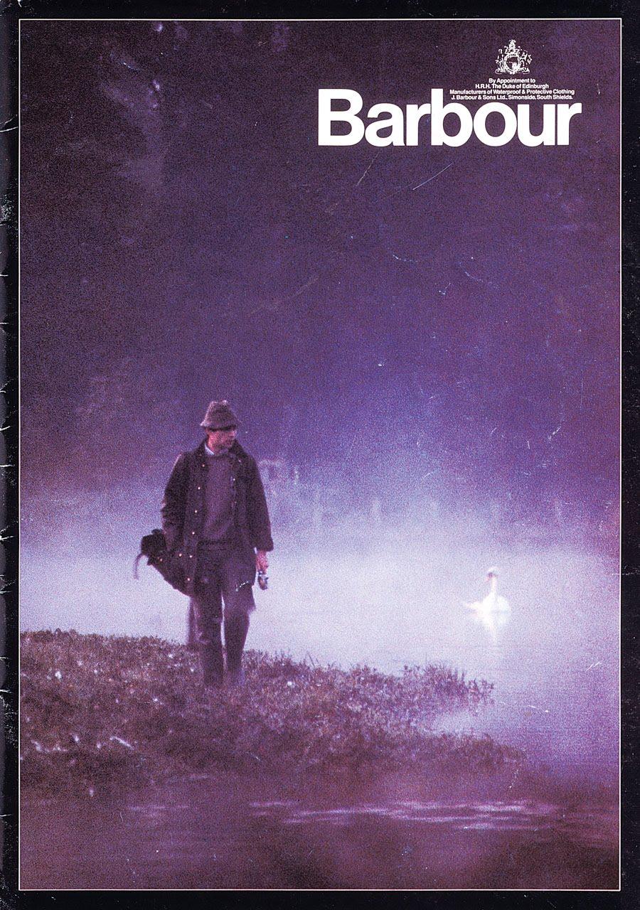 Barbour Sapper Jacket >> Thornproof: Barbour Catalogue 1980