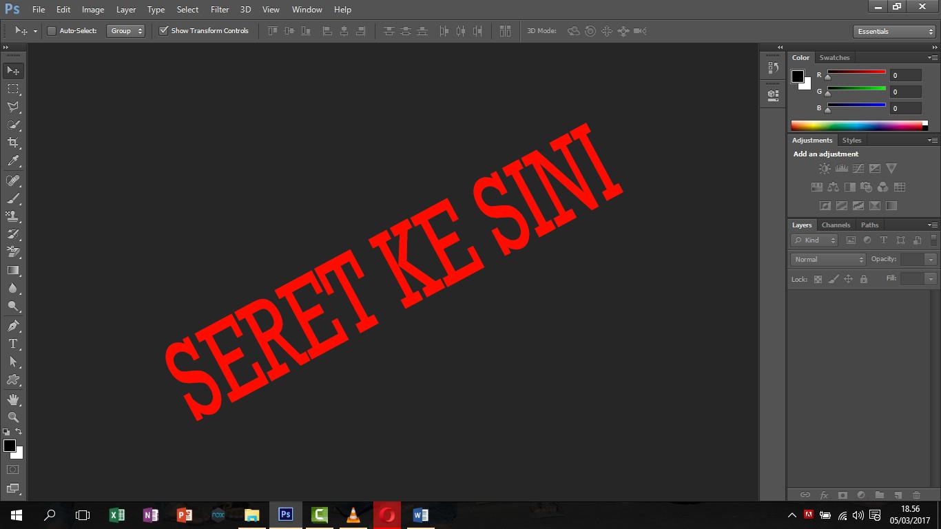 Cara Singkat Memotong Gambar Di Adobe Photoshop Cs6 Memotong Gambar Dengan Quick Selection Tool Di Photoshop
