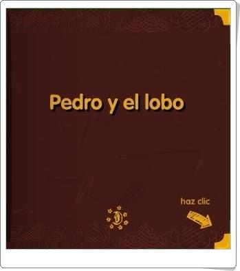 """""""Pedro y el lobo"""" (Cuento audiovisual)"""
