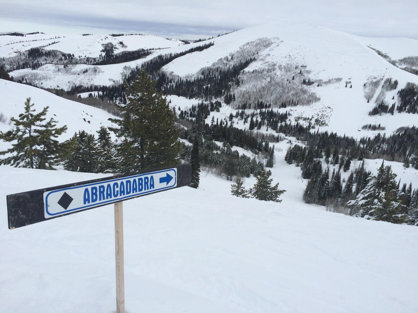 stueby's outdoor journal: road trip! take a tour of magic mountain