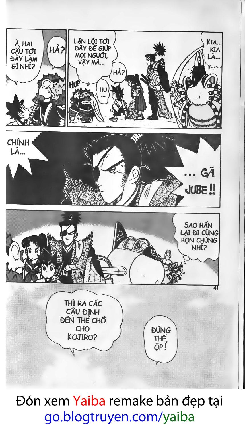 Yaiba chap 92 trang 4
