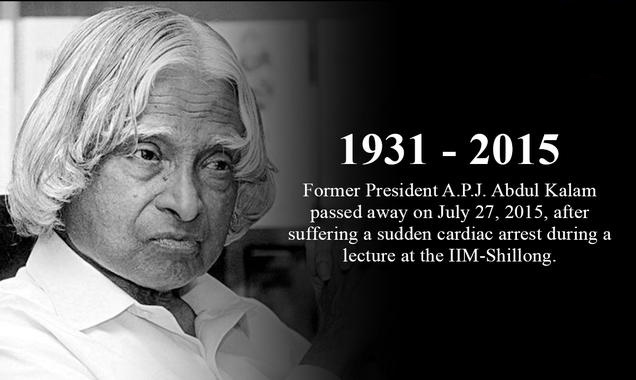 A.P.J Abdul Kalam Motivational Quotes In Hindi - Thoughts For Students Education