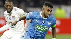 ليون يتخطي نادي مارسيليا بهدف وحيد ويتاهل لنصف نهائي كأس فرنسا