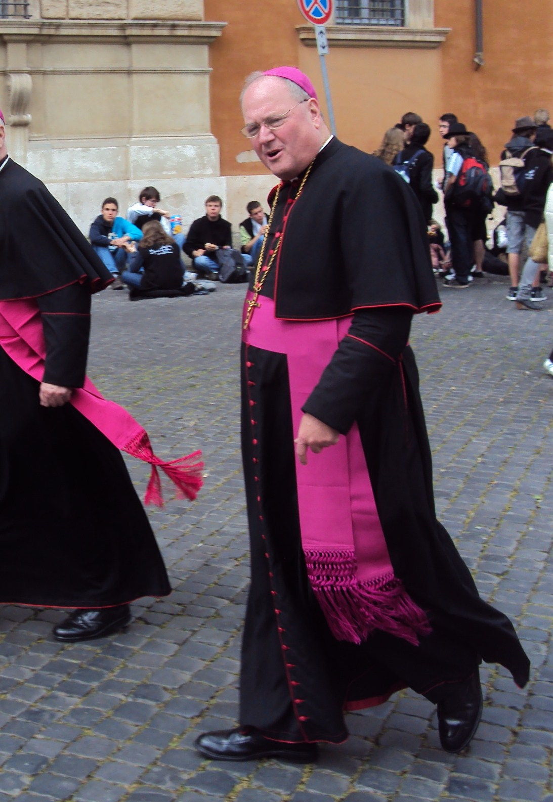 Adeste Fideles Be Enlightened Bishop