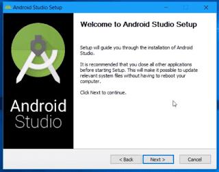 Cara Mudah Instal Android Studio Terbaru di Komputer