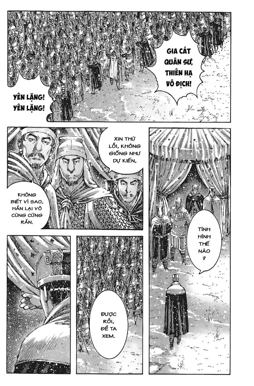 Hỏa phụng liêu nguyên Chương 442: Trung nghĩa lưỡng nan [Remake] trang 15
