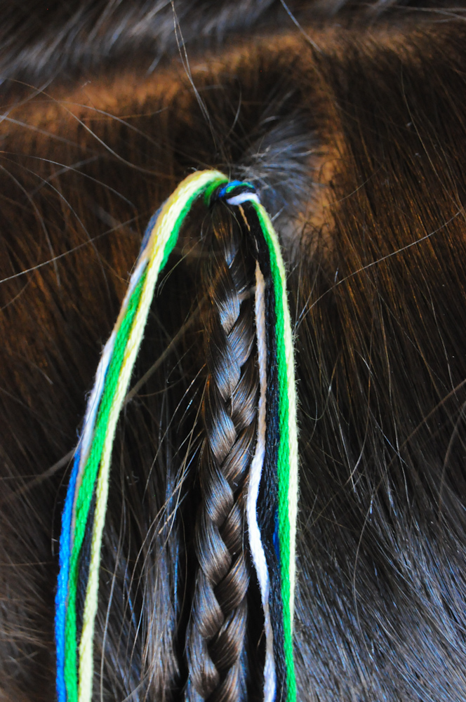 Stuff and Such: Hair Wraps!