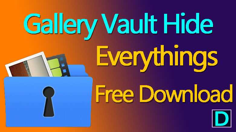 Gallery Vault: Hide Pictures & Videos Free App Download