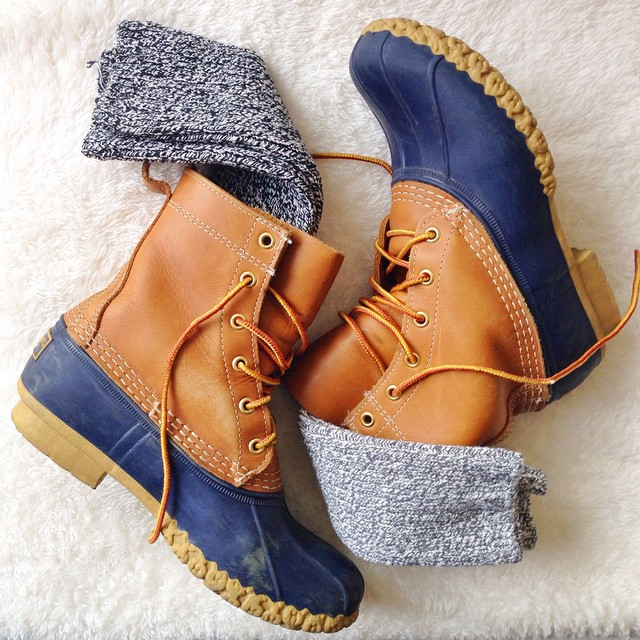 L.L. Bean Boots - Your Guide to Buying LL Bean Boots by New York fashion blogger Covering the Bases