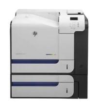 HP LaserJet Enterprise 500 color Printer M551 Printer Drivers