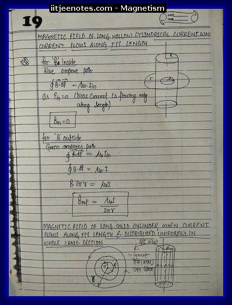 Magnetism Notes 4
