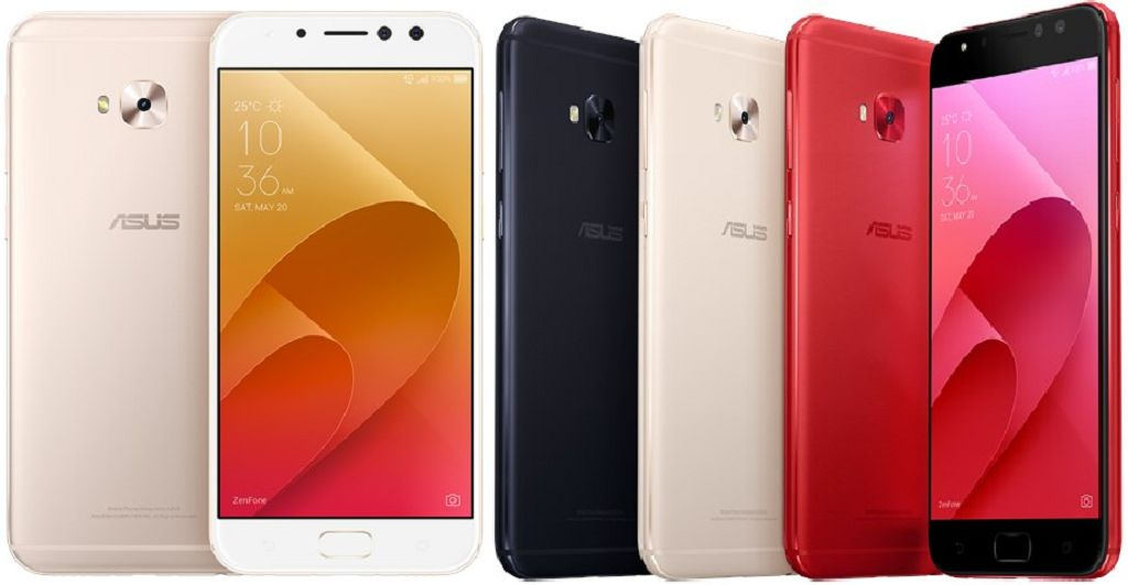 Hp Asus ZenFone 4 Selfie Pro (ZD552KL) (2017) beserta harga dan Spesifikasi