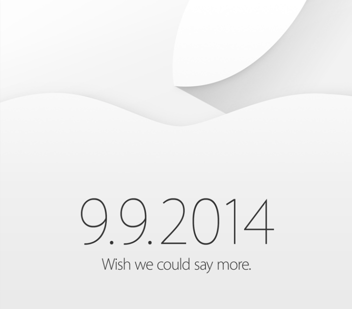 Apple Event September 2014