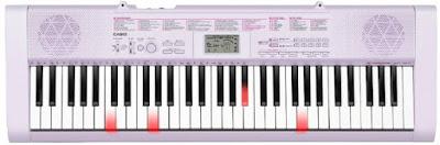 dan organ Casio LK-127