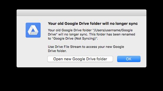 Drive File Stream | googblogs com
