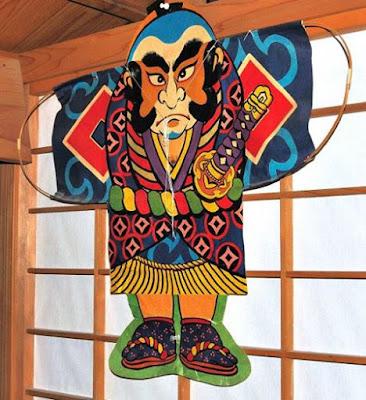 Tako, Layangan Khas Jepang