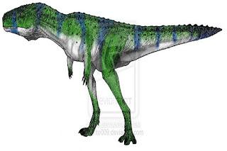 Quilmesaurus Dinozor Türü