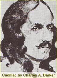 Portrait de Antoine Laumet