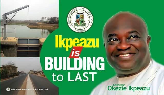 Gigantic Achievements of Governor Okezie Ikpeazu