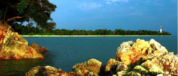pantai batu berani