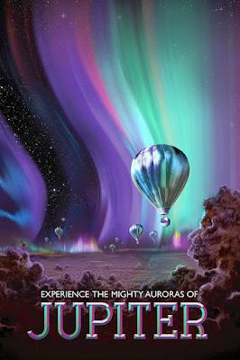 木星看極光或到土衛二看冰噴泉