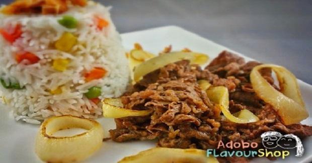 Bistek Pinoy (Pinoy Stir-Fried Beef And Onions) Recipe