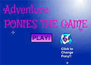 Adventure Ponies The Game