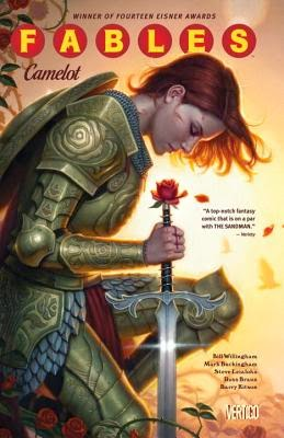 Camelot (Fables 20) by Bill Willingham