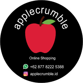 Stiker Applecrumble