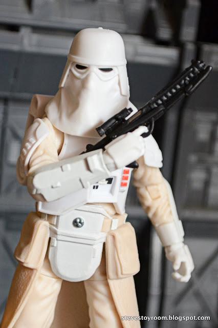 "Snowtrooper Empire Strikes Back 6"" Black Series"